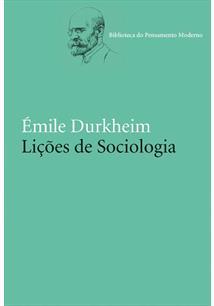 LIÇOES DE SOCIOLOGIA