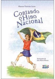 LIVRO CONTANDO O HINO NACIONAL