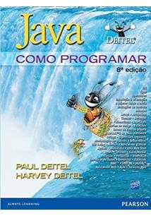 Java como programar paul deitel harvey deitel livro for Como programar en java