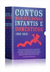 CONTOS MARAVILHOSOS INFANTIS E DOMESTICOS (1812-1815) - 2 TOMOS