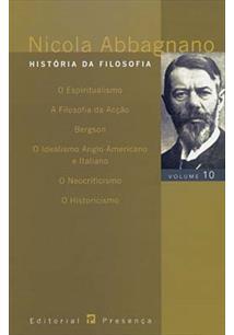 LIVRO HISTORIA DA FILOSOFIA VOL. 10