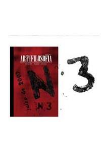 ARTEFILOSOFIA N. 3, JULHO DE 2007: FILOSOFIA, TEATRO, MUSICA