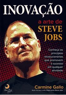 LIVRO INOVAÇAO: A ARTE DE STEVE JOBS