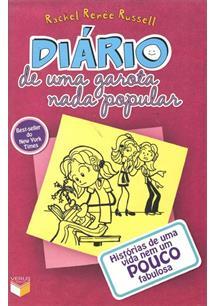 LIVRO DIARIO DE UMA GAROTA NADA POPULAR 1: HISTORIAS DE UMA VIDA NEM UM POUCO FABULOSA