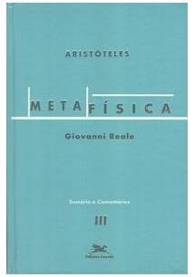 METAFISICA III: SUMARIO E COMENTARIOS