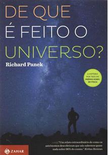 De que e feito o universo ? - cod. 9788537811917