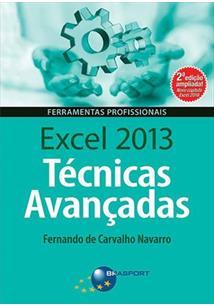 EXCEL 2013: TECNICAS AVANÇADAS
