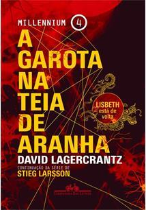A GAROTA NA TEIA DE ARANHA