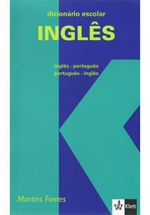 DICIONARIO ESCOLAR INGLES - INGLES/PORTUGUES PORTUGUES/INGLES