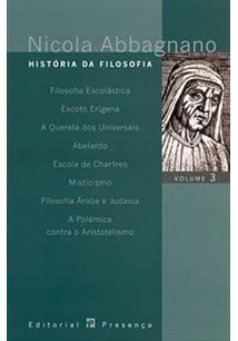 HISTORIA DA FILOSOFIA VOL. 3