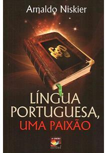 LIVRO LINGUA PORTUGUESA, UMA PAIXAO