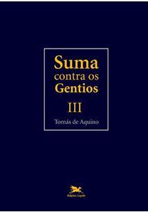 SUMA CONTRA OS GENTIOS III