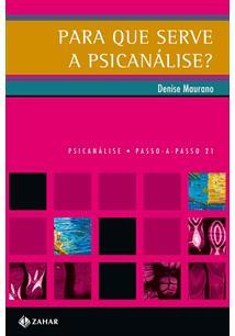 Para que serve a psicanalise ? - cod. 9788571107250