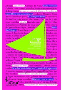 JORGE AMADO: O CONTADOR DE HISTORIAS - CENAS ESCOLHIDAS