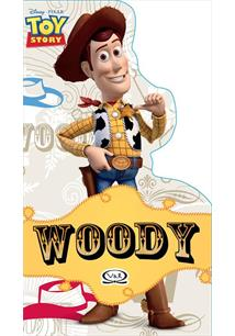 DISNEY PIXAR TOY STORY: WOODY