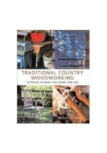LIVRO TRADITIONAL COUNTRY WOODWORKING