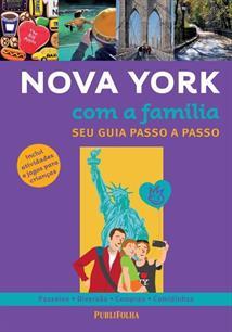 Nova york com a familia: seu guia passo a passo - cod. 9788568684306