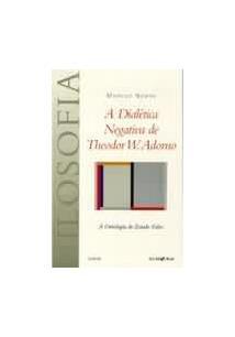DIALETICA NEGATIVA DE THEODOR W. ADORNO