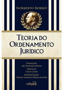 LIVRO TEORIA DO ORDENAMENTO JURIDICO