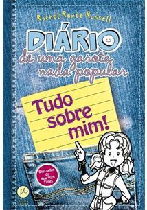 DIARIO DE UMA GAROTA NADA POPULAR 6,5: TUDO SOBRE MIM