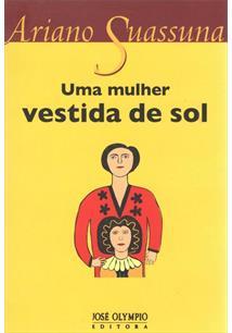 LIVRO UMA MULHER VESTIDA DE SOL