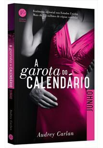 A GAROTA DO CALENDARIO: JUNHO