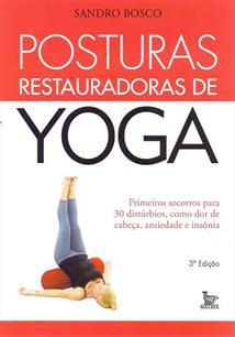 Posturas restauradoras de yoga - cod. 9788563536853