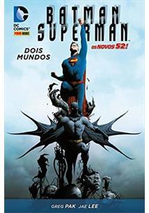 Batman / superman: dois mundos - cod. 9788583681625