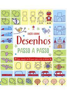 Desenhos: passo a passo - cod. 9781409574156