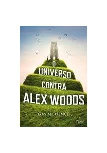 O universo contra alex woods - cod. 9788532529022