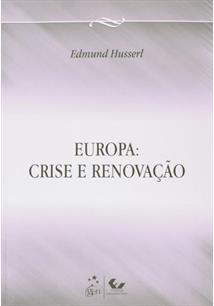 EUROPA: CRISE E RENOVAÇAO