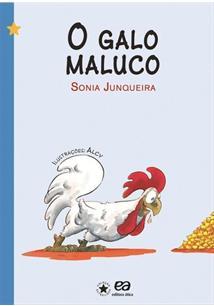 LIVRO O GALO MALUCO
