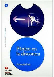 PANICO EN LA DISCOTECA - NIVEL 3 - INCLUYE CD AUDIO