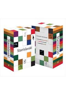 BOX STANISLAVSKI: A CONSTRUÇAO DA PERSONAGEM / A CRIAÇAO DE UM PAPEL / A PREPAR...