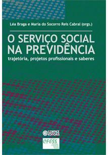 LIVRO SERVIÇO SOCIAL NA PREVIDENCIA