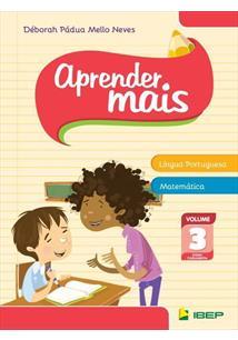 APRENDER MAIS: LINGUA PORTUGUESA E MATEMATICA - VOLUME 3
