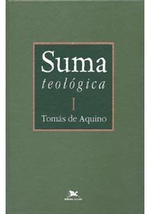 LIVRO SUMA TEOLOGICA - VOL. I