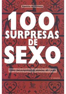 LIVRO 100 SURPRESAS DE SEXO