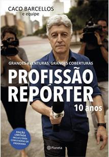 PROFISSAO REPORTER 10 ANOS (LIVRO + DVDS)