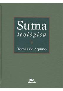SUMA TEOLOGICA - VOL. V