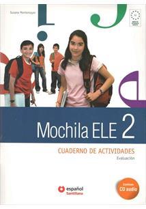 MOCHILA ELE 2 - CUADERNO DE ACTIVIDADES