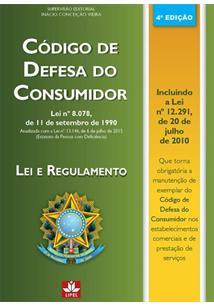 CODIGO DE DEFESA DO CONSUMIDOR - LEI N. 8.078, DE 11 DE SETEMBRO DE 1990