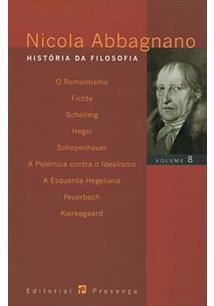 HISTORIA DA FILOSOFIA VOL. 8