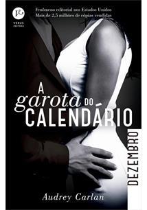 A GAROTA DO CALENDARIO: DEZEMBRO