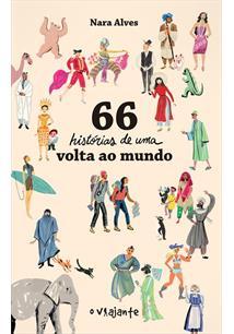 LIVRO 66 HISTORIAS DE UMA VOLTA AO MUNDO