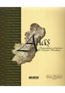 ATLAS DAS REPRESENTAÇOES LITERARIAS DE REGIOES BRASILEIRAS VOL. 2 SERTOES