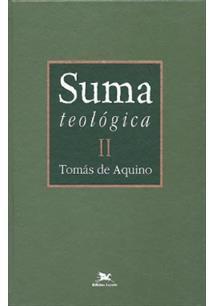 LIVRO SUMA TEOLOGICA - VOL. II