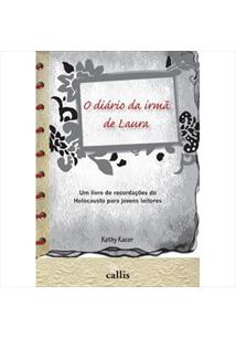 LIVRO O DIARIO DA IRMA DE LAURA