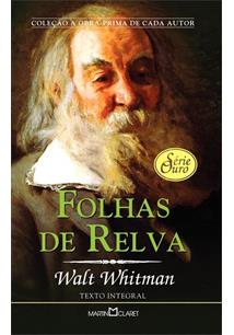 LIVRO FOLHAS DE RELVA