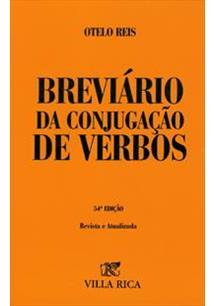 BREVIARIO DA CONJUGAÇAO DE VERBOS